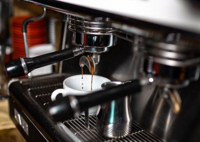 Cafe Meraki - Cafetera